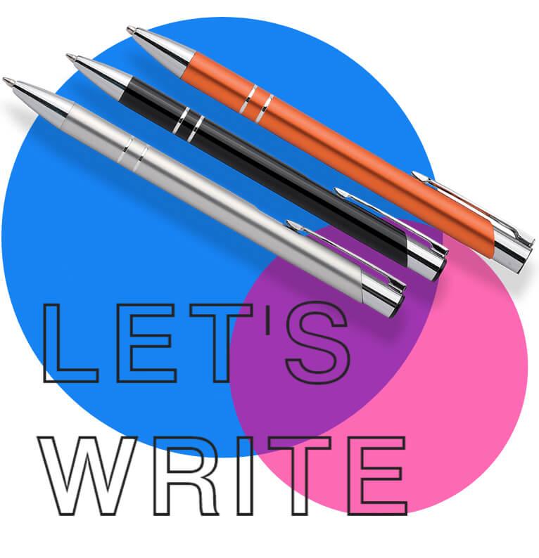 długopis reklamowe gadżety